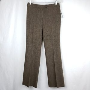 NWT Signature Stretch Trousers JONES NEW YORK $99